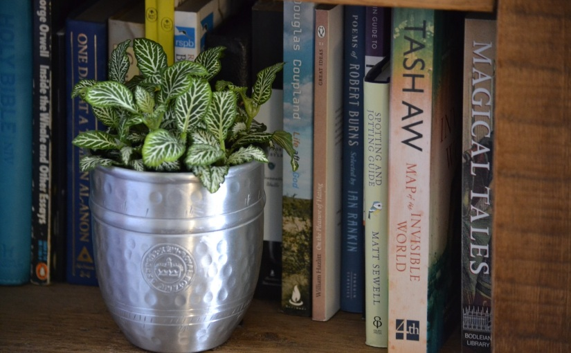 RHS Little book of happy houseplants-Review
