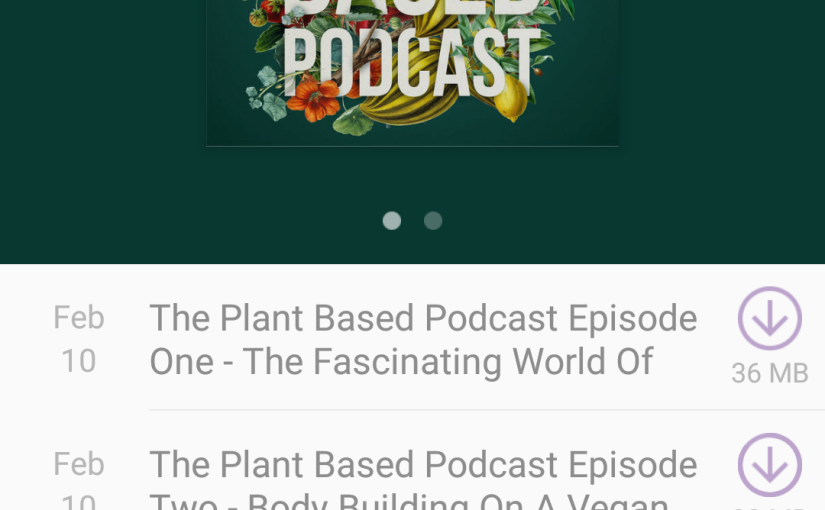 The Plant Based Podcast review