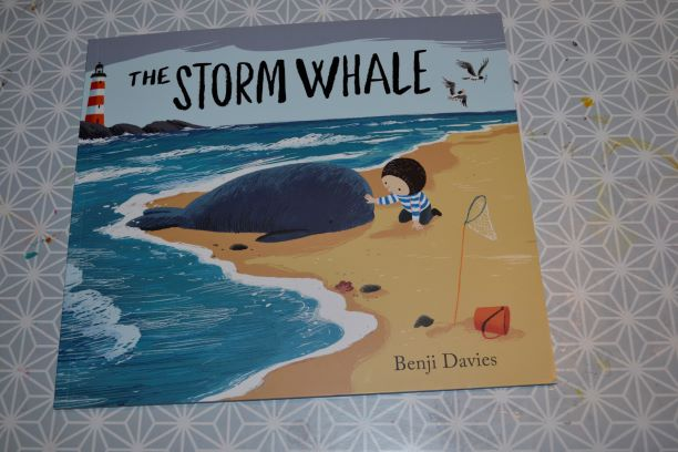 Nature Book Club: Review-The stormwhale