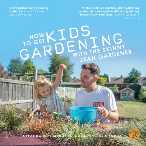 Book review-How to get Kids Gardening with the Skinny Jean Gardener