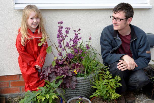Six on Saturday: 31.10.20-Autumnplanter